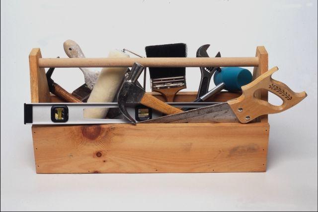 rangement des outils de bricolage et stockage. Black Bedroom Furniture Sets. Home Design Ideas